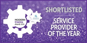 Modern Claims Awards   2016 - Service Provider of the Year